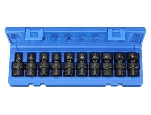 """Grey Pneumatic 1213D 3//8/""""dr Deep Impact SAE Socket set!"""